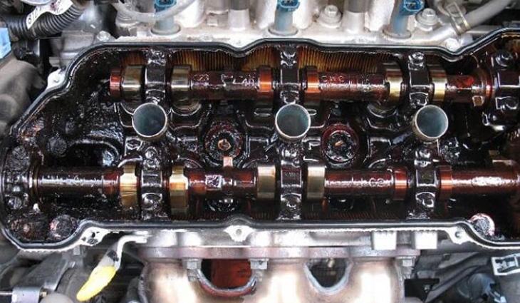 старение масла в двигателе