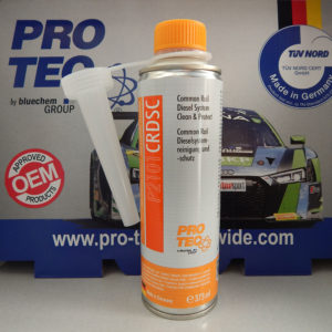 ProTec Common Rail diesel System Clean and Protect P2101